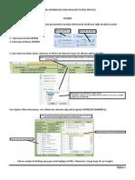 Guia Filtros en Excel