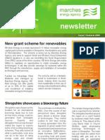 MEA Newsletter Summer 08