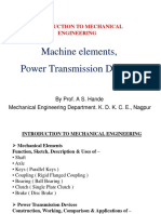 Machine elements, Power Transmission Devices.pdf