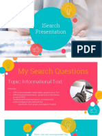 isearch presentation