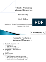 Basic Hydraulic Fracturing