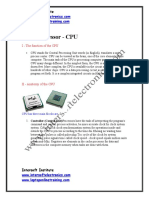 Cpu Type Basic Processor