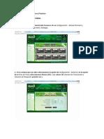 Troncales Análogas en Denwa Premium