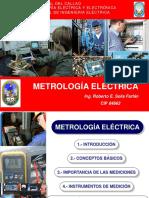 Metrologia Electrica Semana 1