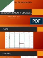 Metodo Sismico y Dinamico