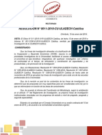 Resolución de Líneas de Investigación (1)