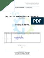 INFORME FINAL RECUPERACION DE TAPA MOLINO.docx