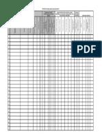 Formato Para Diagnóstico Preliminar de La Planta Industrial