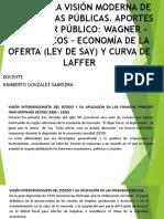 Keynes y La Visin Moderna de Las Finanzas