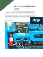 maquinas hidraulicas UAGRM Ing. paco