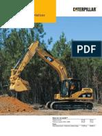 Manual de equipamento de terraplenagem