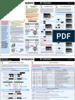 Manual Rapido de Programacion Variador J1000