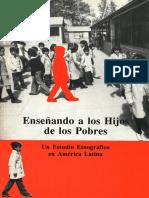Enseñando a los hijos de los pobres.pdf