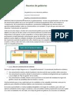 Resumen Asuntos de gobierno 2019 modulo 1 y 2 ues 21