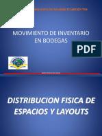 Distribucion Fisica de Espacios y Layouts