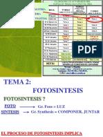 6.- Termodinámica, Fotosintesis y Eficiencia Energetica 2014
