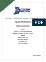 Reportes Practica 2 - Instalaciones Electricas