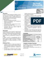 Uni tronic 600 System TDS V1.6 SPANISH_16.pdf