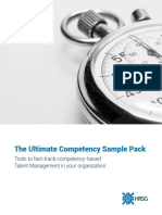 Competency Sample Pack June 2016