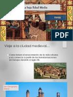 Prueba Baja Edad Media Resurgimiento de La Ciudad y El Comercio