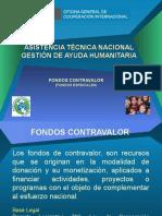 Fondos de Contravalor Peru Ceas2005