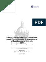 Informe parcial  2010 1. Laboratorios.docx
