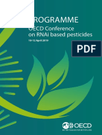 Conference on Rnai Based Pesticides Programme