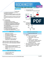 Biochemistry Amino Acids