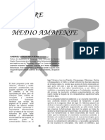 Artículo Científico - Hombre y Medio Ambiente