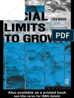 Fred Hirsch꞉ Social Limits to Growth.pdf