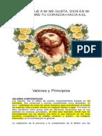 Valoeres y Principios y