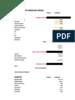 Presupuesto 2019 Mya