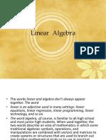 Aljabar Linier 1