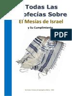 299342307 Todas Las Profecias Sobre El Mesias de Israel y Su Cumplimiento