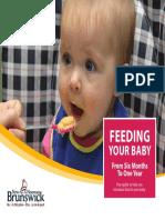 Brunswick FeedingYourBaby.pdf
