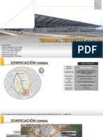 Arquitectura Terminal Terrestre de Truji