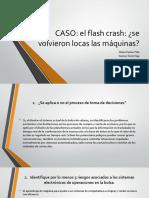 Caso Gtd s01 - Flash Crash