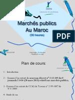 Code Marché Public Maroc Mr MITRAB
