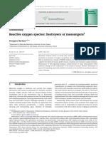 Reactive oxygen species Destroyers or messengers.pdf