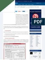 Tcp Optimizer _ Optimiza Tu Conexión en Windows