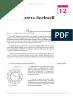 12 Dureza Rockwell