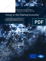 Power in the Sharing Economy
