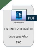 9AnoLPProf2Caderno