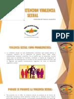 Ruta de Atencion Violencia Sexual