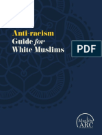 MuslimARC's Anti-Racism Guide for White Muslims