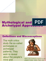 W7-Mythological and Archetypal Appraoches(040609)