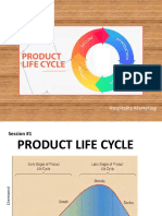 Product Life Cycle & New Product Development