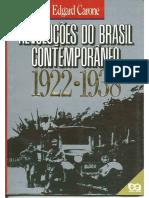 Edgard Carone - Revoluções do Brasil contemporâneo 1922-1938.pdf