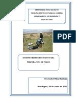 113448675-Estudio-Hidrogeologico-Para-Perforaciones-de-Pozo.docx