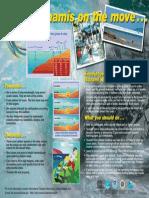 tsunami awareness poster english 17x22 09